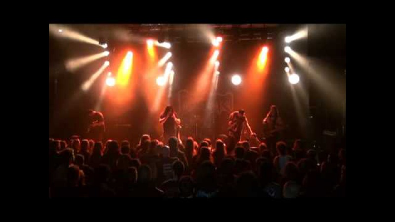 DISMA - Live at Wolf Throne Festival 09.11.2013 (video)