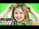 Green Song | Colors for Kids | Pancake Manor