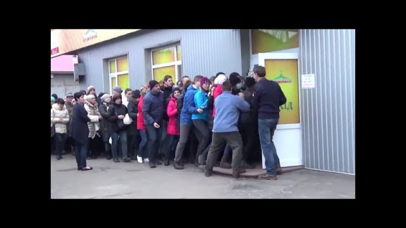 Как изменилась жизнь Украины после Майдана. Массовые штурмы секонд-хендов!