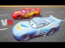 Disney Pixar Cars Dinoco & Lightning McQueen Funtime with Spider Cartoon for Kids мультики секс порно машинки мульт человек паук тачки грузовик винкс