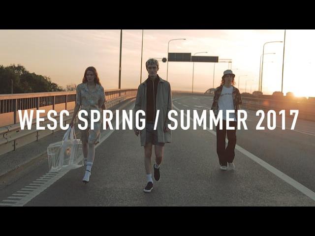 WESC SPRING/SUMMER 2017