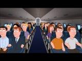 Family Guy  Беспокойный голос пилота