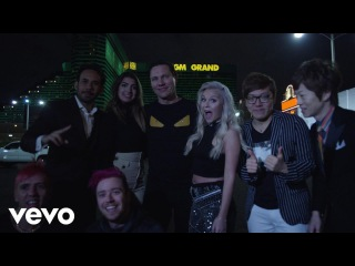 Ti?sto - On My Way (Official Video) ft. Bright Sparks