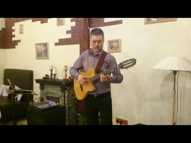 Oleg KiO - Fields of gold (Sting cover)