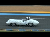 1959 Lister Jaguar 3.8L L6 Engine Sound at Le Mans Classic 2014