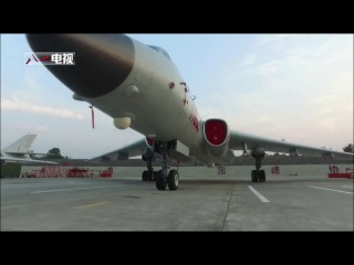China's new bomber H-6k to compete in the 2017 International Army Games