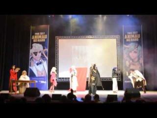 ANIMAU NO HARU 2017 Лига Зла Уфа - ВЫБРОС!! - Bakumatsu Rock
