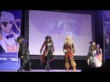ANIMAU NO HARU 2017 Лига Зла Уфа - Cosband Uchiha InK - Пираты Карибского моря