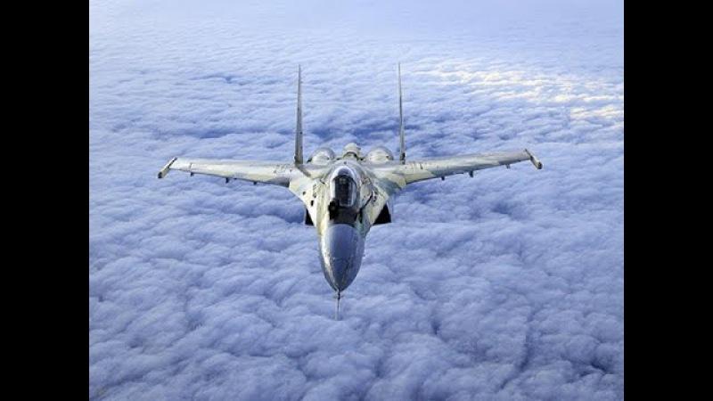 Су 35С – самый грозный истребитель ВВС России