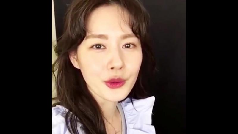 Kim Joo Hyeon - « MAXMOVIE» May 2017