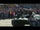 09.05.2017 Альтес Военный Парад войск Читинского гарнизона, посвященный 72-ой годовщине Великой Победы