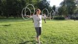 Тренировка жонглёров! Питер.