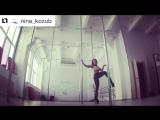 полусапожки из черной замши.видео от Королевы poledance Ninochka Kozub