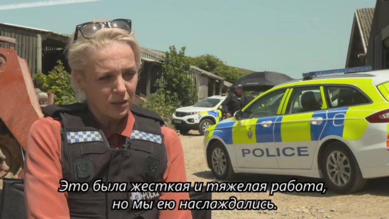 Интервью Аманды об ее персонаже в сериале В наручниках.