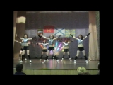 танец под песню Гвен Стефани Hollaback Girl
