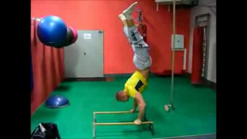 Seberevolta workout czech adam raw calisthenics 2012 hd