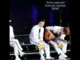 EXO D.O CRACK VOICE AT EXORDIUM IN SINGAPORE ( LADY LUCK )