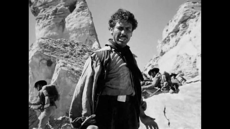 Разбойник с Такка дель Люпо Бандит из Волчьего ущелья (1952). Бой берсальеров с бандитами