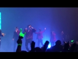 FANCAM 12.04.17 B.A.P 2017 WORLD TOUR 'PARTY BABY!' - U.S. BOOM - Чикаго - Thats my jam + do what I feel + dancing in the ra