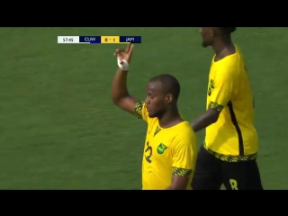 Curacao - jamaica, goal • williams 58'