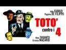Toto contro i quattro Steno 1963 Totò Peppino De Filippo Aldo Fabrizi Nino Taranto Erminio Macario