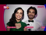 Mohit Sehgal Sanaya Iranis Photo Shoot For Nach Baliye 8! Part 2