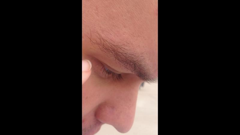 Я люблю твой глаз