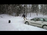 Back Flips a moving car WARNING DO NOT TRY THIS AT HOME(instagram  ev_camps)
