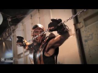 Белый рейнджер против Скорпиона Альтернативная концовка | Super Power Beat Down 10 | Озвучка InDub