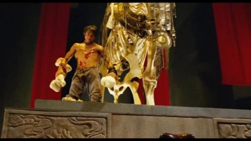Онг Бак 2 / Честь дракона: самые незабываемые эпизоды