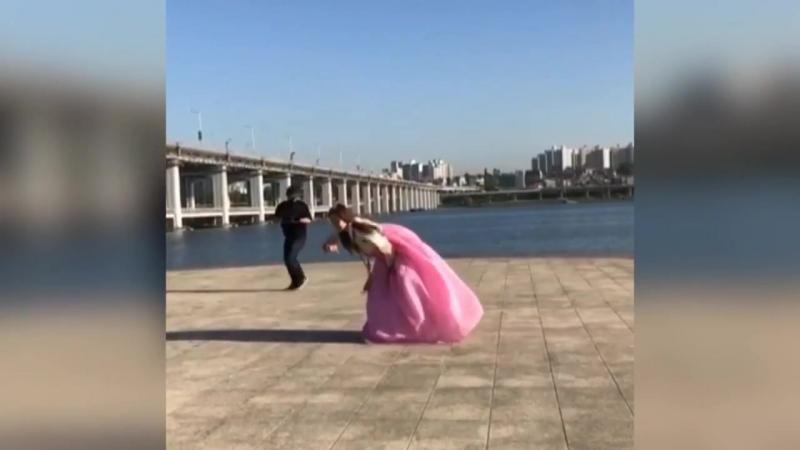 언니쓰의 1위 공약 현장 _ 한채영 강예원 전소미 김숙 홍진영 공민지