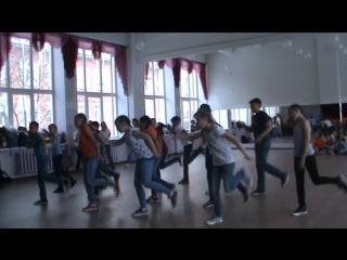 5В - Большие танцы школа 44 2016 г