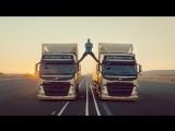Жан Клод-Вандам реклама-Volvo