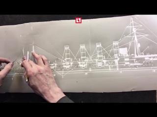 Аэрография за 300 тысяч рублей на Porsche Cayenne Turbo S