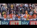 Лига 2 2016 2017 Финал плей офф Блэкпул Эксетер Сити Церемония награждения