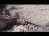 Преступления Путина в Сирии. Ребенок выжил после варварской бомбежки ВКС г. Хари