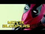 DEADPOOL Bloopers Gag Reel (HD) Ryan Reynolds, Morena Baccarin