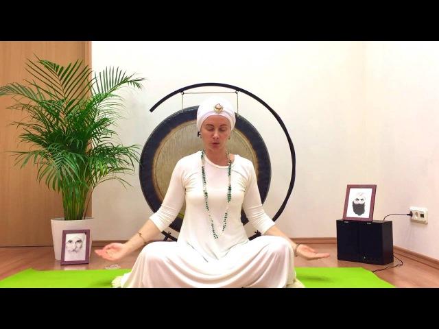 Медитация для разрешения проблем, сильной ауры и очищения тонкого тела
