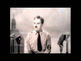 Best Version The Great Dictator Speech - Charlie Chaplin + Time - Hans Zimmer (INCEPTION Theme)