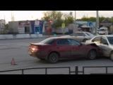 ЧП Ачинск  дтп пересечение улиц Кравченко и Мира