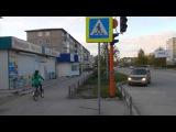 ЧП Ачинск  пр.Лапенкова светофоры не работают..