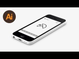 Learn How to Design a Weather App UI in Adobe Illustrator Part 1  Dansky