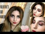 Макияж ко дню всех влюблённыхValentine's Day Makeup