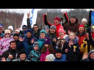 Летняя лыжная гонка, Кировск, Тирвас, 3 июня 2017
