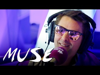 Muse: Hackers, drag bars & Cirque du Soleil