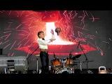 Выступление Давида Рубца в Краматорске ко Дню Независимости Украины. 24.08.2016