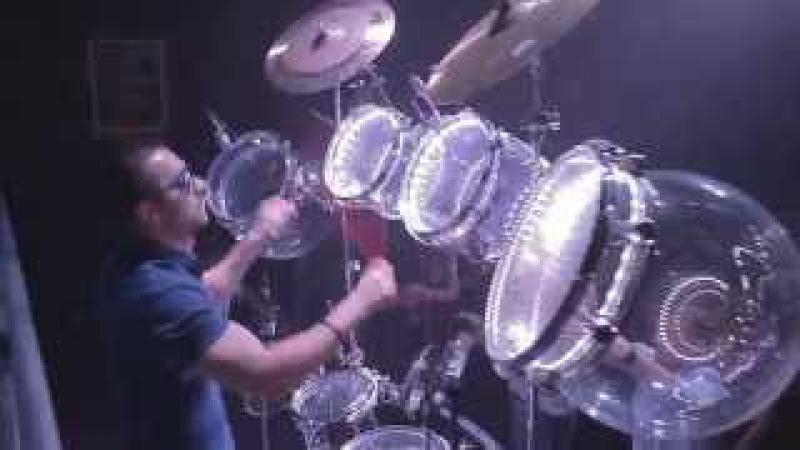 DAHOV THE DAHOVINATOR Club Drummer Club Percussionist Drum Show The Damon Elliott Show