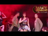 Presentacion de la banda + Adicta - Maite Perroni - Tour Love - Feria de las Fresas 2017