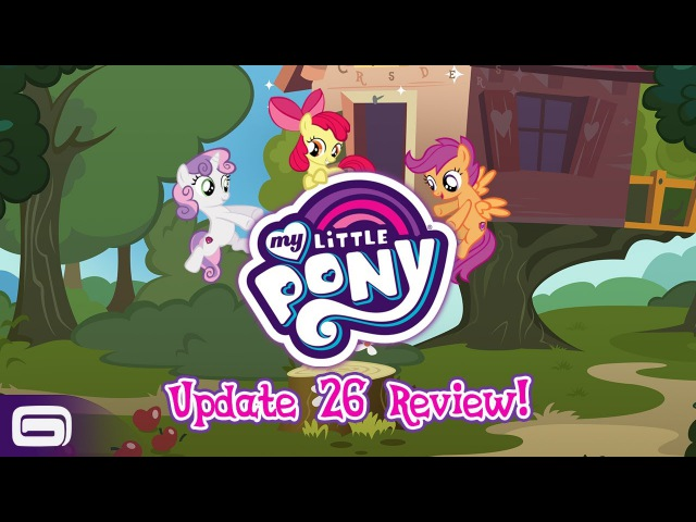 My Little Pony - Update 26 Review- The Cutie Mark Crusade