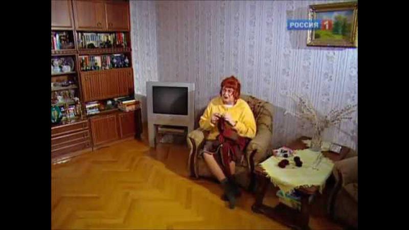 Городок-Вязание успокаивает)